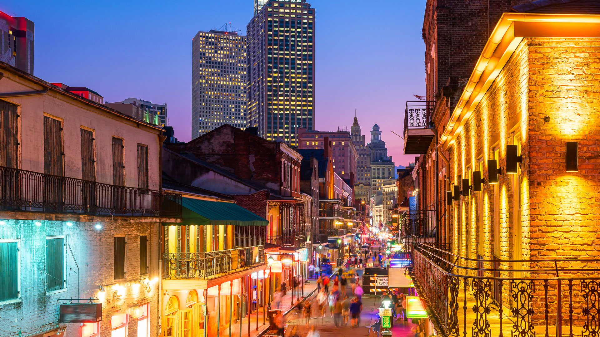 Slide 11 of 32: Meals: $420Drinks (including beer): $42.603-night hotel stay: $406Airfare: $599.60To save money at one of the best tourist cities, New Orleans, start your happy hour in your hotel. If you stay in the French Quarter, you can take your drink outside — as long as it's not in a glass or metal cup — and enjoy it on the way to dinner. So, stocking up on alcohol at the liquor store rather than buying all your beverages at a bar can save some cents.Want to Travel Cheap? Here Are My Favorite Money-Saving Travel Sites