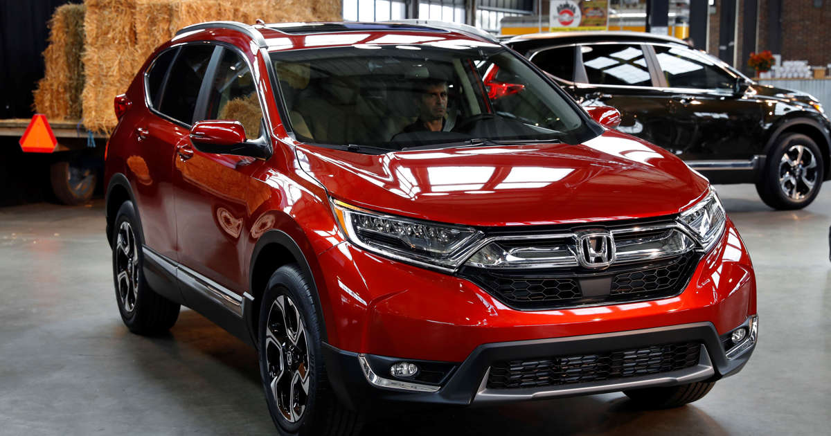 2018 honda cr v review. Black Bedroom Furniture Sets. Home Design Ideas