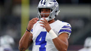 Things are really going to get ugly in Dallas after Dak Prescott and the Cowboys lose at home to the Giants in front of a national TV audience Sunday night. The Cowboys' offense looked terrible in Week 1 and that will continue this week. The Giants, meanwhile, will get big games from Odell Beckham Jr., Saquon Barkley, and Eli Manning and leave Big D with a Big W.