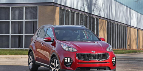 The Kia Sportage has excellent crash-test results and various active-safety options, but high-tech assists are not available on the base model.