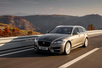 Research 2019                   JAGUAR XF pictures, prices and reviews