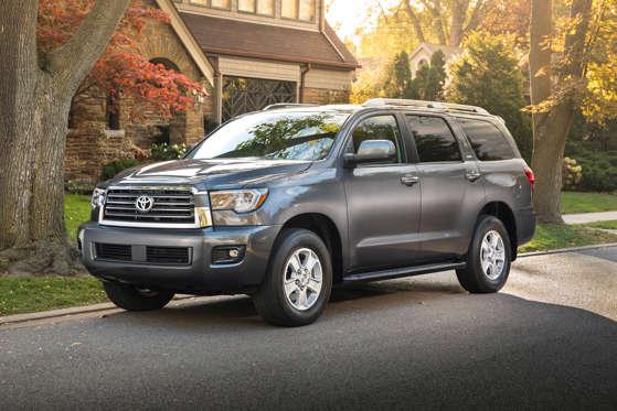 2019 Toyota Sequoia: News, Specs, Price >> 2019 Toyota Sequoia Overview Msn Autos