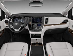 2019 toyota sienna xle v6 8 passenger interior photos msn autos 2019 toyota sienna xle v6 8 passenger