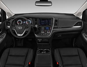 2019 toyota sienna se premium v6 8 passenger interior photos msn autos 2019 toyota sienna se premium v6 8