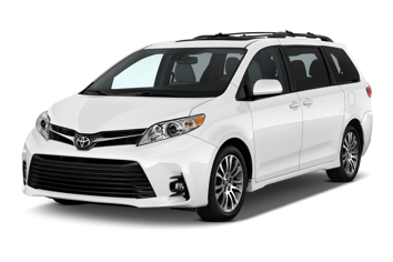 2008 toyota sienna specifications