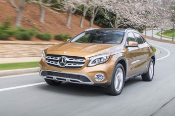 2019 Mercedes Benz Gla Class Interior Features Msn Autos