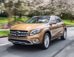 2019 Mercedes Benz Gla Class Amg Gla45 4matic Photos And