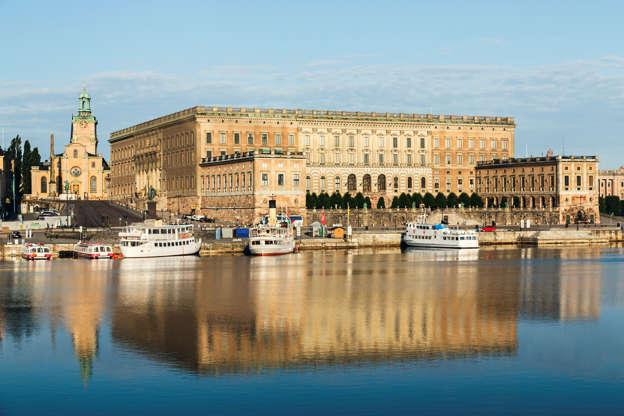Slide 8 of 20: Stockholm Royal Palace, Sweden