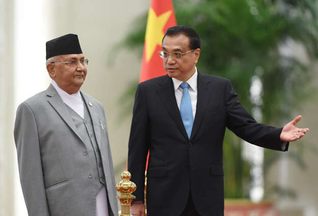 Nepal, China begin joint military exercises