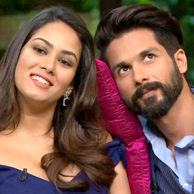 Shahid Kapoor Posts First Pic With Wife Mira Rajput After Zain's Birth