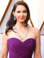 HOLLYWOOD, CA - MARCH 04:  Ashley Judd arrives at the 90th Annual Academy Awards at Hollywood & Highland Center on March 4, 2018 in Hollywood, California.  (Photo by Steve Granitz/WireImage)
