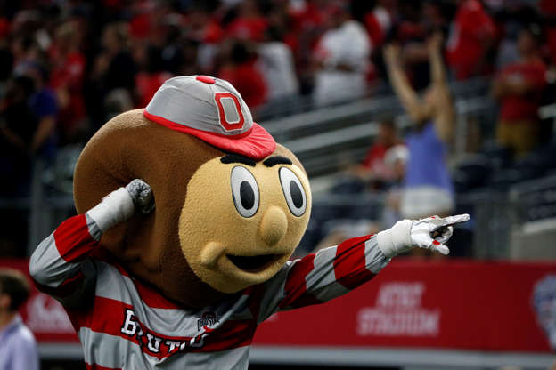 Brutus Buckeye trolls Michigan on Twitter in petty fashion 5f0b39366