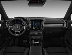 2019 Volvo Xc40 T5 R Design Awd Interior Photos Msn Autos