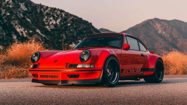 Rwb Modified Porsche 911 Former Sema Star Now Up For Sale