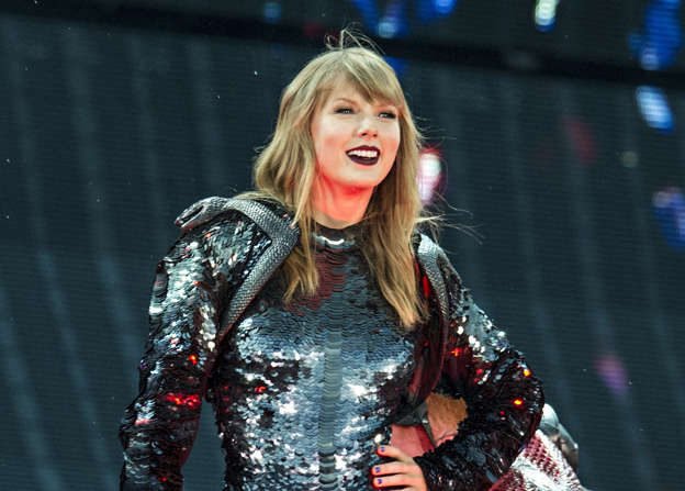 Taylor Swift's Political Statement Gets Dramatically Mixed