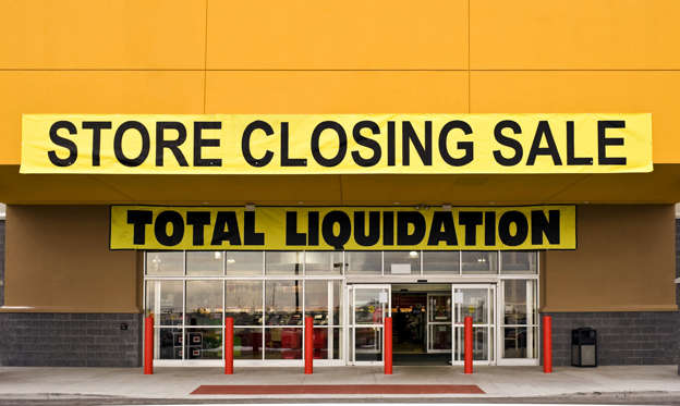 Slide 1 of 16: This year has been financially difficult for certain companies, particularly toy stores, electronics retailers and apparel mainstays that have faded along with dead or dying malls. Although some companies are thriving during the retail apocalypse, others haven't been able to keep up with the changing demands of consumers. GOBankingRates compiled data on the biggest store closings of 2018 so far, based on a ranking from U.S. News & World Report. These store closures demonstrate the headwinds that many companies face in an era dominated by fast fashion and e-commerce. Click through to see which of your favorite classic brands are in trouble and closing the most retail stores in 2018.