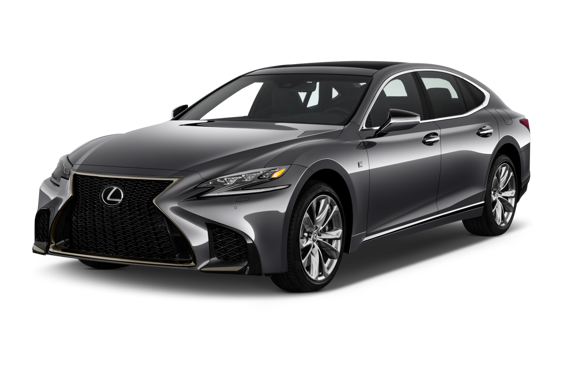 Slide 1 of 25: 2019 Lexus LS