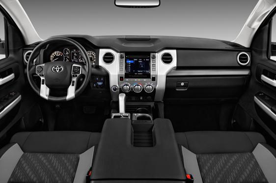 2019 Toyota Tundra Platinum 5 7l 4wd Crew Max Short Bed