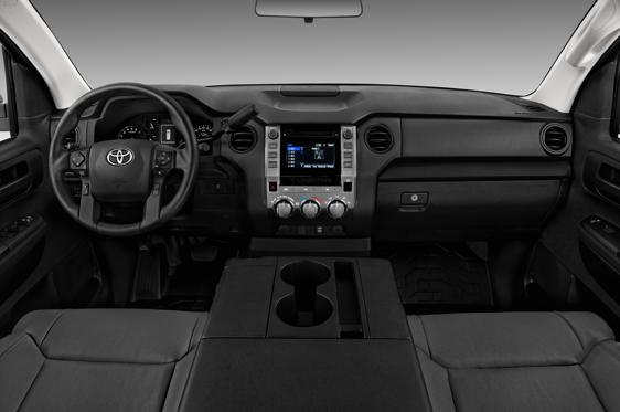 2019 Toyota Tundra Interior Photos - MSN Autos