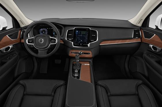 2019 Volvo Xc90 T6 Inscription Awd Interior Photos Msn Autos