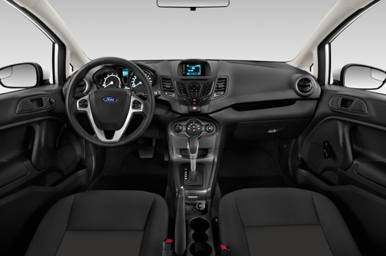 2019 Ford Fiesta Interior Photos Msn Autos