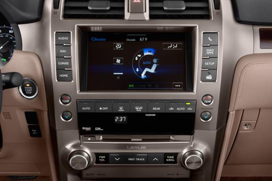 2019 Lexus GX 460 Interior Photos - MSN Autos