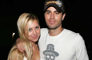 The 'Hero' singer welcomed twins Nicholas and Lucy into the world with his longterm partner Anna Kournikova.