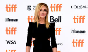 TORONTO, ON - SEPTEMBER 08:  Julia Roberts attends the 'Ben Is Back' premiere during 2018 Toronto International Film Festival at Princess of Wales Theatre on September 8, 2018 in Toronto, Canada.  (Photo by Emma McIntyre/Getty Images)