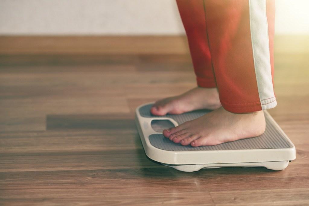 esclerosis lateral amiotrofica perdida de peso repentina
