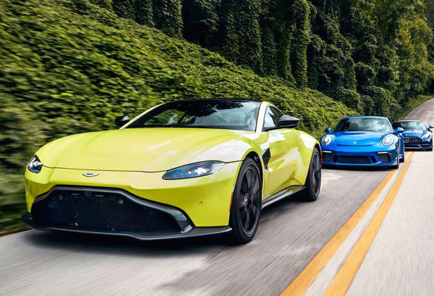 Car Reviews New And Used Car Prices Photos And Videos MSN Autos - Aston martin indianapolis