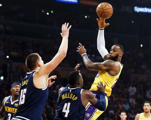 e364437f88ac Slide 80 of 80  Los Angeles Lakers forward LeBron James