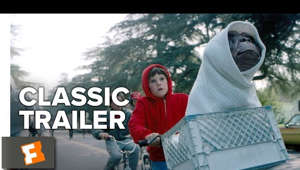 ET The Extra Terrestrial (1982) Official 20th Anniversary Trailer Movie HD Subscribe to CLASSIC TRAILERS: http://bit.ly/1u43jDe Subscribe to TRAILERS: http://bit.ly/sxaw6h Subscribe to COMING SOON: http://bit.ly/H2vZUn Like us on FACEBOOK: http://bit.ly/1QyRMsE Follow us on TWITTER: http://bit.ly/1ghOWmt  A troubled child summons the courage to help a friendly alien escape Earth and return to his home-world.  Welcome to the Fandango MOVIECLIPS Trailer Vault Channel. Where trailers from the past, from recent to long ago, from a time before YouTube, can be enjoyed by all. We search near and far for original movie trailer from all decades. Feel free to send us your trailer requests and we will do our best to hunt it down.