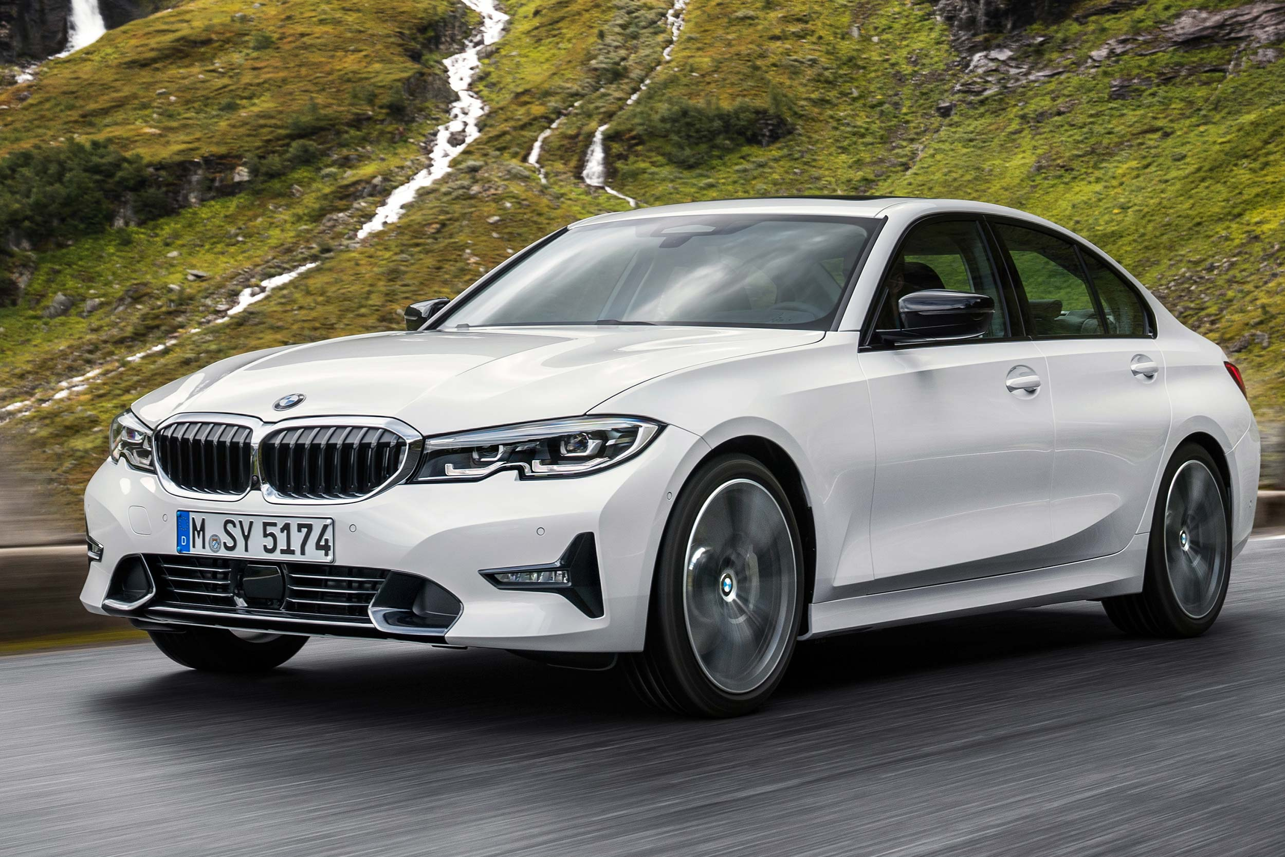2019 BMW 3 Series 330i XDrive Sedan Specs And Features