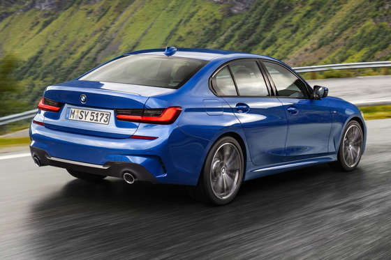 2019 Bmw 3 Series Photos And Videos Msn Autos