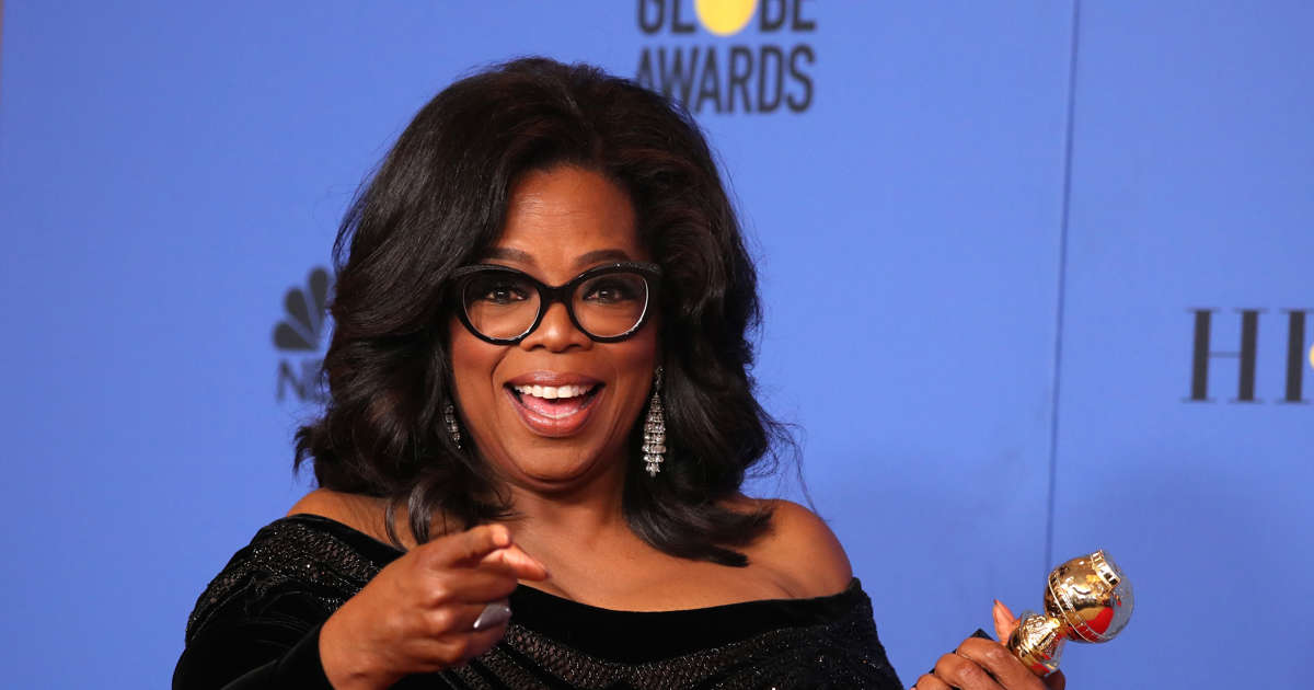 Oprah Winfrey's health scare revealed: Media mogul admits