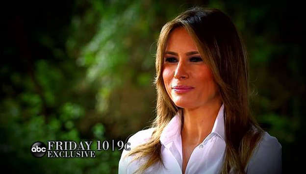 e22cfadfc4bb Melania Trump to tell all  First Lady sits down for solo TV interview and  talks about her husband s infidelity