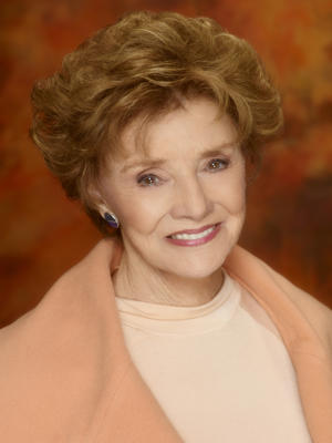 DAYS OF OUR LIVES -- Season: 48 -- Pictured: Peggy McCay as Caroline Brady -- (Photo by: Chris Haston/NBC/NBCU Photo Bank via Getty Images)