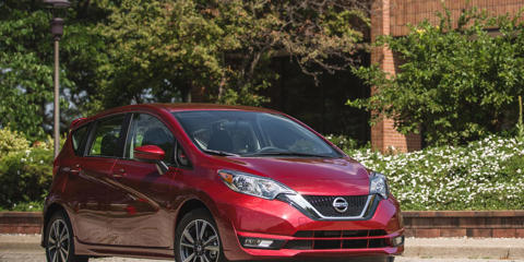 Our videos of the Nissan Versa Note illustrate what its specs look like in reality.