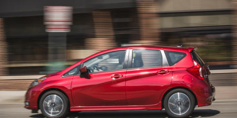 The Nissan Versa Note produces zero driving excitement, but it does provide comfortable transportation to and from destinations.