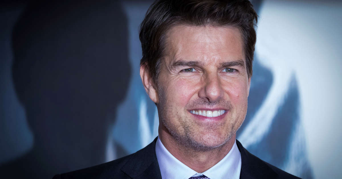 Revealed How 56 Year Old Tom Cruise Stays Looking So Young Possibly