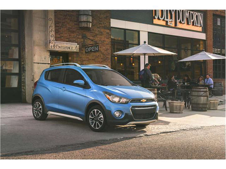 2018 Chevrolet Spark What You Need To Know