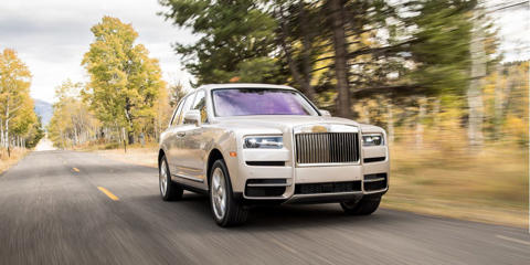 The Cullinan is the first SUV from Rolls-Royce, and it exists for the same reason Rolls-Royce exists.