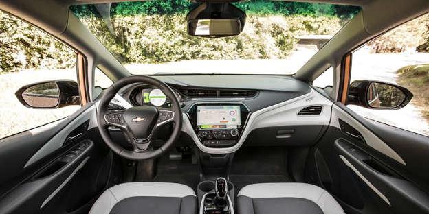 2019 Chevrolet Bolt Ev Interior And Passenger Space