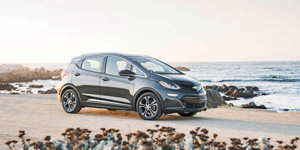 2019 Chevrolet Bolt Ev Safety Driver Assistance And Warranty
