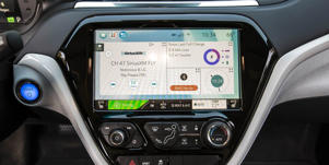 Audio and Infotainment: The Chevrolet Bolt EV has a user-friendly touchscreen with many features, but its slow responses are disappointing.