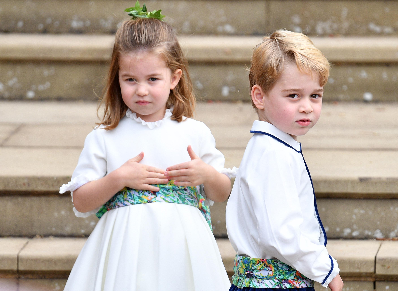 英王室ウィリアム王子&ケイト妃とかわいい盛りの子供たち