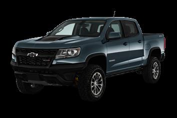 2019 Chevrolet Colorado 4wd Zr2 Crew Cab Short Box Specs And