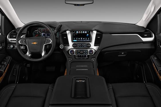 2019 Chevrolet Tahoe 4wd Ls Interior Photos Msn Autos