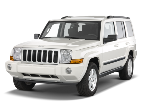 Slide 1 of 5: 2009 Jeep Commander