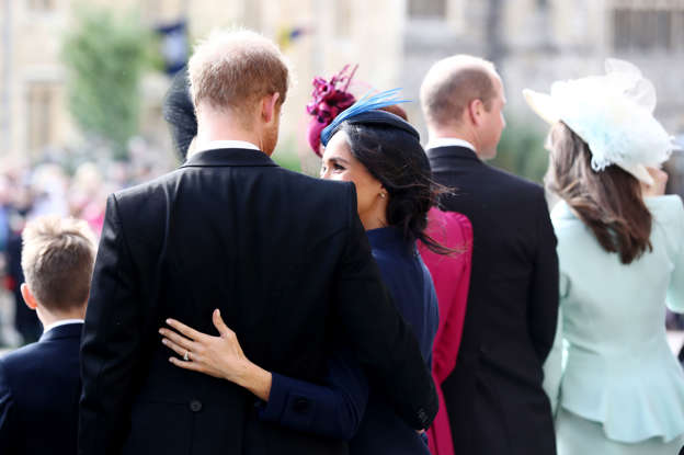 Duke and Duchess of Sussex expecting baby